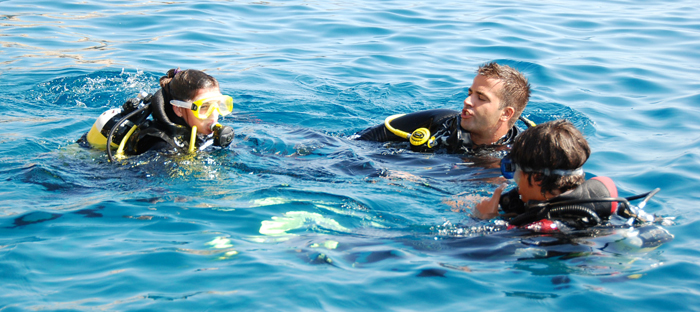 Open Water Scuba Instructor PADI